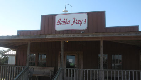 Bubby Frey's Store Front